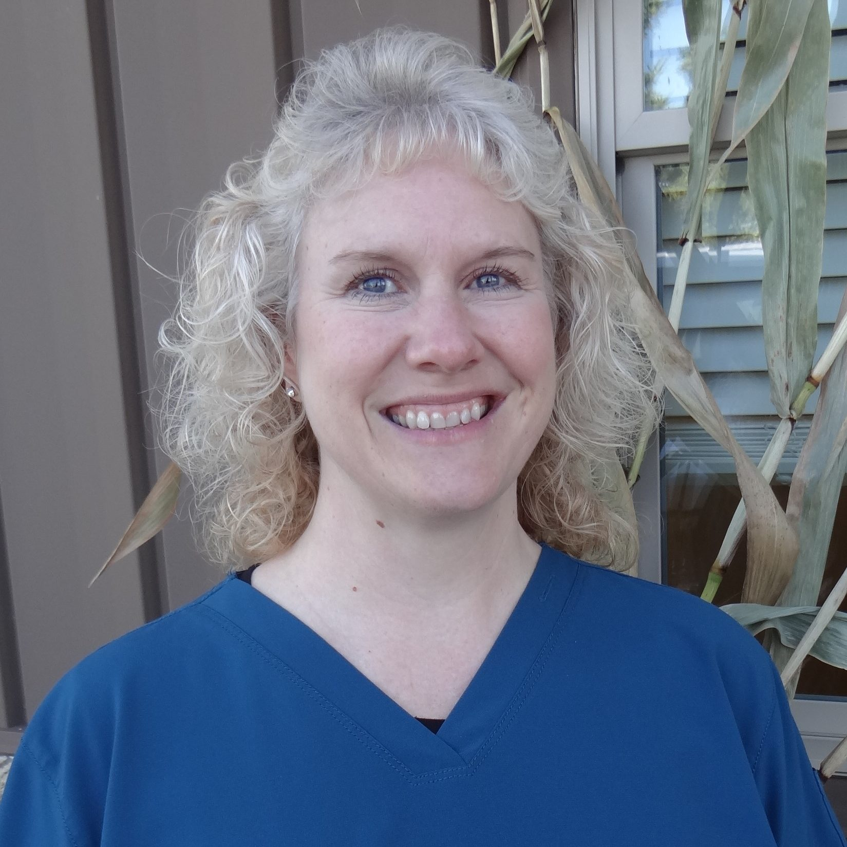 Amy Campbell, Office Manager, Homestead Veterinary Clinic, Baldwin, Wisconsin